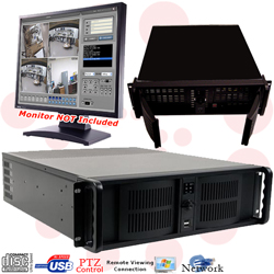 Dvr Digital Video Security Recorders Angry Dog